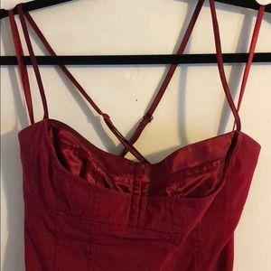 Express corset dress 💃🏽